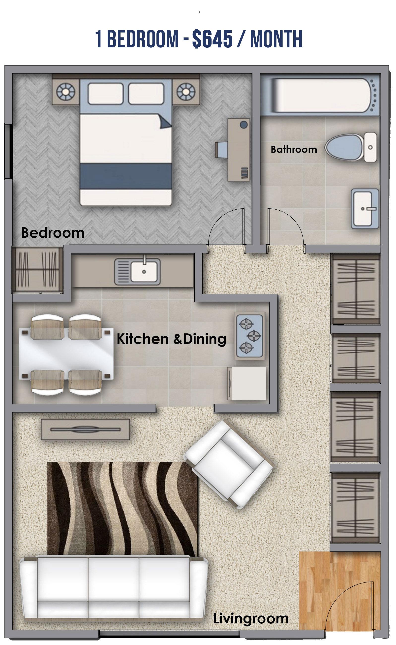 1-Bedroom-645